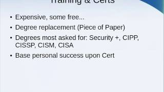 Download How to get into Cyber Security (For Everyone) Video