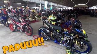 Download GENG TAYAR BESAR MMG TAK MENGECEWAKAN, PADU GILERR!!   Y15ZR FESTIVAL Video