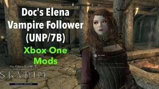 Skyrim SE Xbox One Mods|Rxkx22 - Toccata Follower [XB1] Free