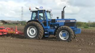 Download 100 YEARS OF FORDSON, FORD AND NEW HOLLAND TRACTORS Part 1 Video
