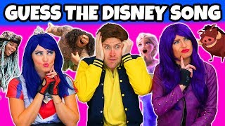 Download Guess the Disney Song Challenge (2018) Totally TV Video