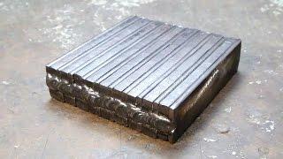 Download Molecular programming of steel blade Video