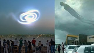 Download 7 Unexplained Mysteries In The Sky Caught On Camera #2 Video