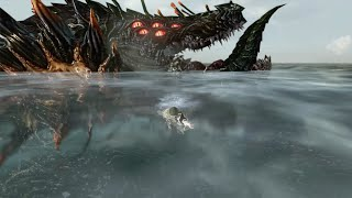 Download Archeage 1.7b Leviathan spawn location ♠Whale Hunt event .. Video