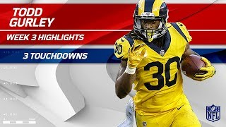 Download Todd Gurley Scores a Trio of Touchdowns vs. San Francisco🔥 | Rams vs. 49ers | Wk 3 Player Highlights Video