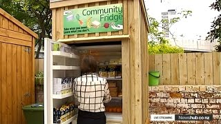 Download The Community Fridge: Reducing Food Waste And Feeding The Hungry In Auckland Video