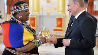 Download Nomasonto Sibanda-Thusi, South African Ambassador to Russia (May 28, 2015) Video