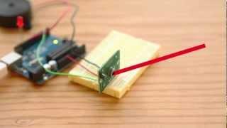 Download Weekend Projects - PIR Sensor Arduino Alarm Video