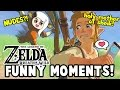 Download I FOUND ZELDA'S NUDES?! (Zelda: Breath Of The Wild Funny Moments) Video