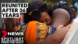 Download A Daughter's Journey   Family reunion for woman abandoned at birth   Sunday Night Video