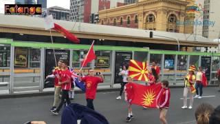 Download Australia Day Parade - Melbourne 2017 Video