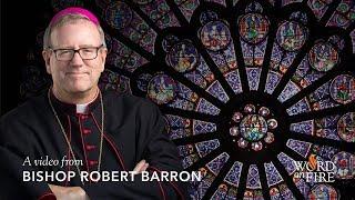 Download Bishop Barron on Notre Dame Rose Window Video