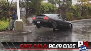 Download Fast Fails: Rear End Breakage! Video