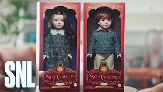 Download Cut for Time: My Little Step Children (Natalie Portman) - SNL Video