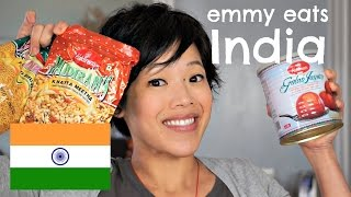 Download Emmy Eats India - an American tasting Indian treats Video