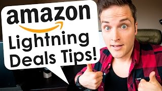 Download Amazon Lightning Deals Tips for Black Friday and Cyber Monday Video