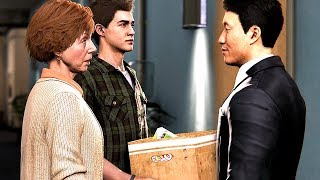 Download How Mister Negative Caught Peter Park Sneaking into his Room   Spider Man Ps4 Walkthrough Part 8 Video