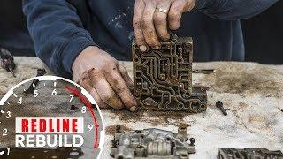 Download Ford Thunderbird Automatic Transmission Rebuild Time-Lapse | Redline Rebuild - S1E4 Video