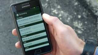Download CXX app voor iPhone & Android - Connexxion Video