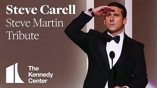 Download Steve Carrell - (Steve Martin Tribute) - 2007 Kennedy Center Honors Video