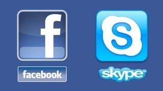 Download Como quitar los amigos de facebook del skype Video