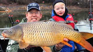 Download 100 lb Carp Fishing Challenge – Fishing for carp – How to catch carp Video