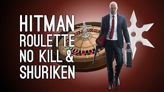 Download HITMAN ROULETTE! Hitman No Kill Shuriken Explosion Challenge for Andy in Paris (Ep. 1) Video