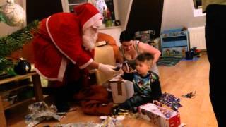 Download Weihnachtsmann zu Besuch Video