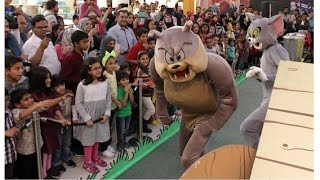 Download Tom & Jerry at Dubai Shopping Festival Video