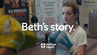 Download Beth's Cystic Fibrosis Story | Nuffield Health Video
