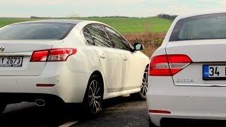 Download Karşılaştırma - Skoda Superb vs Renault Latitude Video
