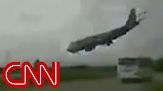 Download Viral video provides clues to 747 crash Video
