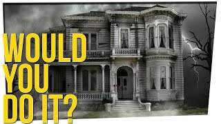 Download Haunted House Needs a Nanny! ft. DavidSoComedy Video