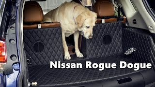 Download Nissan Rogue Dogue (Dog Friendly SUV) Features Demonstration Video