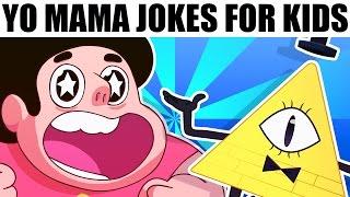 Download YO MAMA FOR KIDS! Cartoon Characters ft. Steven Universe, Gravity Falls, Spongebob and more! Video