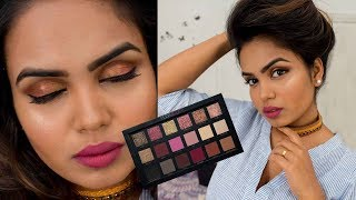 Download Party Make Up Look | Huda Beauty Rose Gold Palette Video