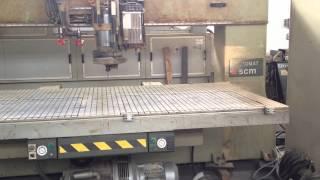 Download CNC SCM ROUTOMAT Video