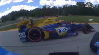 Download 2017 IndyCar Fights, Arguments and Tempers Video