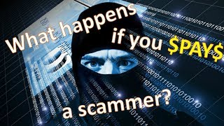 Download What happens if you pay a scammer? Video