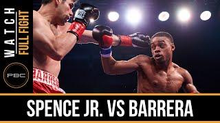 Download Spence Jr. vs Barrera FULL FIGHT: Nov. 28, 2015 - PBC on NBC Video