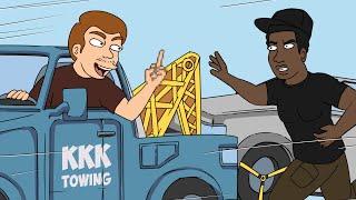 Download Racist Towing Prank - Ownage Pranks Video