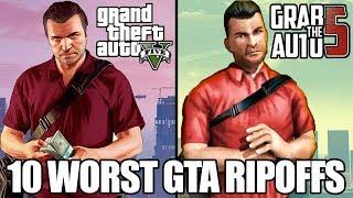 Download 10 Worst Grand Theft Auto Rip Offs! Video