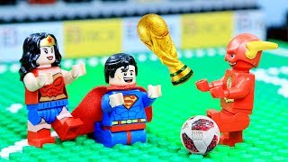 Download Lego FIFA World Cup: Justice League Vs Injustice League Video