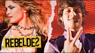 Download Rebeldes (Lua Blanco & Chay Suede) - Como Um Rockstar (Ao Vivo) Video