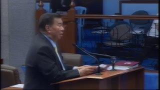 Download Senate Session No. 75 (May 21, 2018) Video