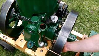 Download Starting & Running the 1929 Lister Junior Engine Video