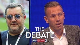 Download How do the Premier League stop ridiculous agent fees? | The Debate | Bellamy and Murphy Video