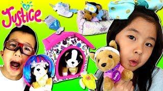 Download 洋服 かわいすぎ😍 ワンちゃんを オシャレ コーデ🐶🐕👔👗 ジャスティス マーメイド ユニコーン モンスター ペットショップ😝 ごっこ遊び Justice Pet Shop Video