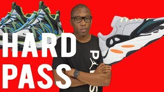 Download HARD PASS: adidas YEEZY 700 to NIKE AIR Max 270 Video