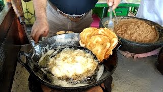 Download KERENN!!! KUPAT TAHU GIMBAL PAK YONO SEHARI 500 PORSI   KULINER YOGYAKARTA STREET FOOD #BikinNgiler Video